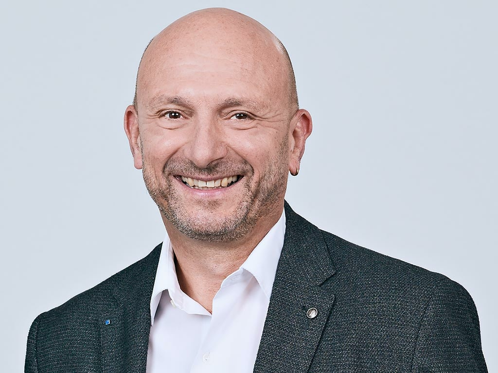 Matthias Schultze, Geschäftsführer TechniData IT-Service GmbH