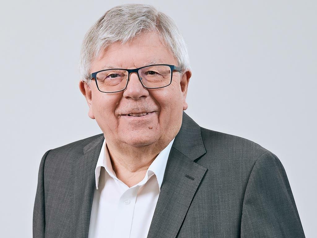 Peter Jung, Geschäftsführer TechniData IT-Service GmbH